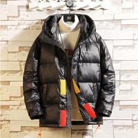 冬季羽绒服男短款男外套