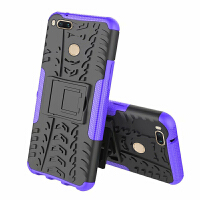 小米5x手机壳5.5寸情侣MIUI套m5x保护套ml壳子xm5x新款mde2个性mi5x全包m15x 小米5X -紫色