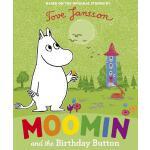 【预订】Moomin and the Birthday Button 9780374350505