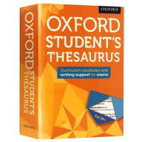 牛津学生英语同义词词典 英文原版学生英语工具书 Oxford Student's Thesaurus 牛津英英词典 考试用书 英文版进口书籍 正版