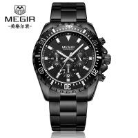 男士手表 新款多功能表盘搭配立体表壳的男士手表