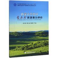 内蒙古自治区萤石矿资源潜力评价 孙月君 9787562543244 新华书店 正品保障