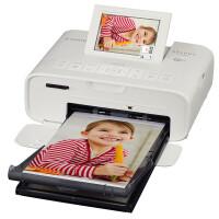 佳能(Canon)CP1300便携式手机照片打印机家用小型迷你无线彩色相片冲印机旅行出游替代1200