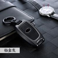 专用于斯巴鲁钥匙包傲虎xv力狮BRZ森林人改装汽车钥匙套壳扣高档