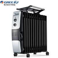 格力电热油汀NDY07-X6026家用取暖器干衣取暖恒温断电防爆电暖气电暖器13片油汀