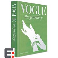 时尚珠宝设计书籍 Vogue the jewellery Vogue 时尚珠宝首饰配饰设计作品集