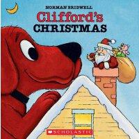 Clifford's Christmas (Audio)学乐有声读物:大红狗的圣诞节(书+CD)ISBN9780545
