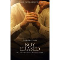 现货英文原版被抹去的男孩 身份、信仰和家庭的回忆录 Boy Erased: A Memoir of Identity F