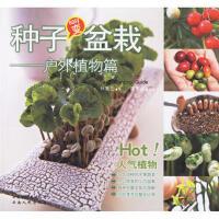 【二手旧书9成新】种子变盆栽:户外植物篇林惠兰 云南人民出版社