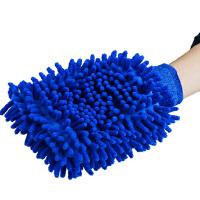 洗车刷子拖把除尘掸子 雪尼尔大号长杆蜡拖擦车清洁掸子 雪尼尔擦车洗车手套