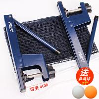 乒乓球网架套装含网加厚乒乓网架 室内外通用乒乓球架子送2个球