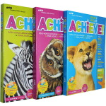 (198减40)Achieve Grade 1-3 Think Play Achieve 小学生英文家庭练习册