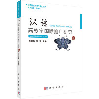 汉语高效率国际推广研究