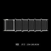 ?宠物狗狗围栏儿童室内安全隔离栏杆防护栏狗门栏楼梯口泰迪狗栅栏
