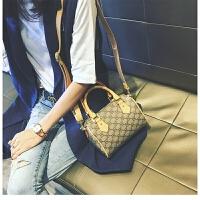 女包包新款时尚波士顿包迷你枕头小包包百搭手提包单肩斜挎包 杏色+送丝巾+终身保修 +1年后换新