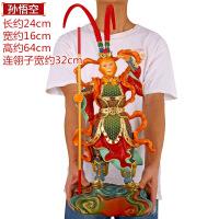 彩绘齐天大圣归来孙悟空雕塑像美猴王猴子斗战胜佛中式摆件装饰品