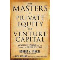 【预订】The Masters of Private Equity and Venture Capital: Mana
