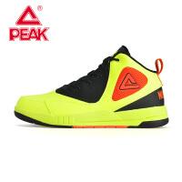 匹克 高帮男鞋 耐磨防滑透气减震专业球鞋战靴 E43191A