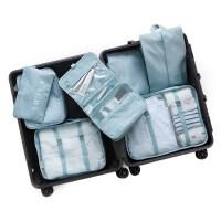 旅行收纳包套装大容量行李箱收纳袋抽绳束口袋内衣服整理包