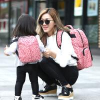 双肩母婴背包宝宝婴儿外出出行包 大容量妈妈包妈咪包袋