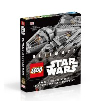 Ultimate LEGO Star Wars 英文原版 乐高星球大战指南