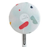 电风扇防尘罩家用落地扇罩子圆形风扇罩落地电扇遮尘罩台式风扇套