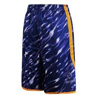 准者迷彩篮球运动裤 吸汗速干男女大码球裤透气宽松五分运动短裤