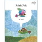 【预订】Fish Is Fish 9780394827995