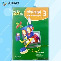 Get set go 牛津原版3-6岁三语视像互动学生DVD-ROM 3