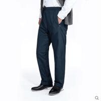 驼绒棉裤老人高腰加绒加厚三层保暖裤冬宽松中老年羊绒裤外穿