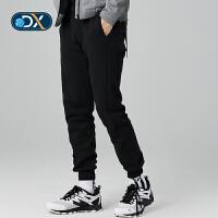 【秒杀价:199元】Discovery非凡探索户外秋冬新款男宽松运动耐磨卫裤休闲裤DAMG91715