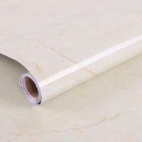 大理石厨房台桌面橱柜防油贴浴室防水墙纸自粘瓷砖家具翻新墙贴纸