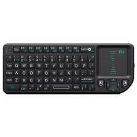 【包邮+支持礼品卡支付】锐爱Rii X1无线多媒体迷你小键盘触摸板 掌上微型小键盘2.4G版 适用于手机 平板 电视