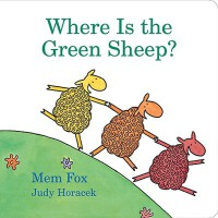【预订】Where Is the Green Sheep? 9780152067045
