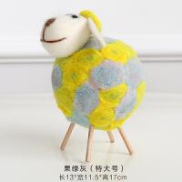 房间装饰品办公室摆件女生卧室客厅ins风创意可爱家居桌面摆设羊