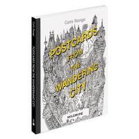 【预订】Postcards from the Wandering City 9788867325764