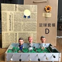 创意新奇diy特别实用桌面足球机生日礼物送男生朋友同学儿童灵魂