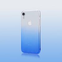苹果iphone XR手机壳 iphonexs渐变色iphone XS max手机壳新款 iphone XR