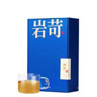 八马茶叶 武夷肉桂乌龙茶岩茶岩苛系列乌龙茶叶礼盒装48g