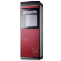 家用立式钢化玻璃饮水机办公室冰温热制冷水机开水机