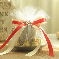 欧式创意咖啡杯喜糖盒子回礼结婚陶瓷婚礼婚庆用品72套整箱装 可装2颗费列罗+8颗好时