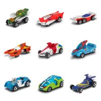 高高车队奇幻套装合金汽车模型合金小汽车玩具男孩金属小车 9只装 奇幻系列042