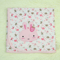 婴儿毯子新生儿纯棉四季通用春秋包婴儿的包被新生儿包小孩的抱毯