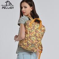 【年货盛宴】法国PELLIOT登山包双肩男女 户外背包旅行运动包徒步书包双肩背包