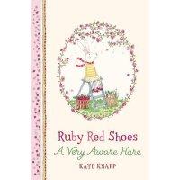 英文原版 红鞋子露比:家园 精装绘本 Kate Knapp: Ruby Red Shoes: A Very Aware
