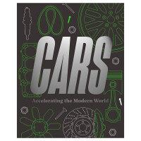 【预订】Cars 汽车:加速现代世界 从古至今各式各样的车 英文原版设计文化