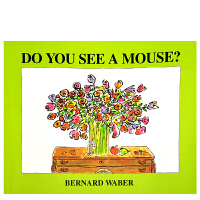 Do You See a Mouse? 你看到一只老鼠了吗? 汪培�E一阶段 [4-8岁]