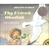 Thy Friend, Obadiah 我的海鸥朋友(1970年凯迪克银奖绘本) ISBN9780140503937
