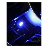 汽车led氛围灯装饰灯免改装气氛灯车室内车载小夜灯usb通用车内灯 +双USB车充一个