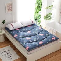 ???床垫1.8m床双人床褥学生加厚榻榻米垫子褥子1.5米海绵垫被2席梦思